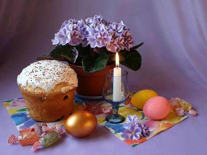 Во сколько начинается праздничная пасхальная служба