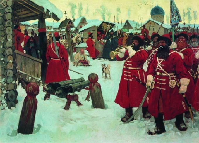 Чем были вызваны военные реформы Ивана Грозного