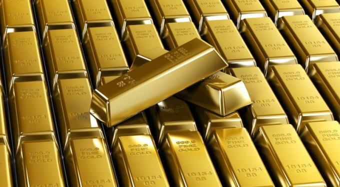 Где хранится золотой запас России