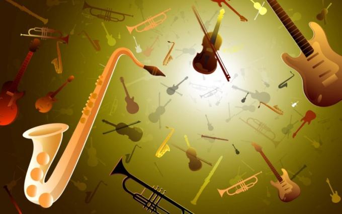Какой музыкальный инструмент самый древний