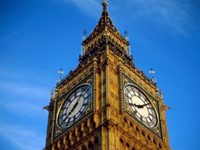 """Почему часы в Лондоне называются """"Биг Бен"""""""