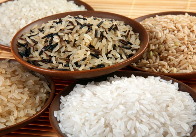 Which diet is better: rice or buckwheat