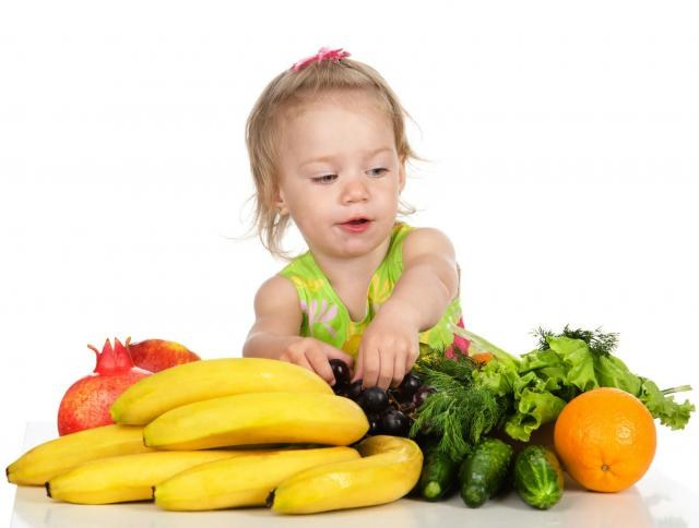 What vitamins can give your child 2 years