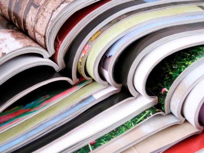 Из чего делают бумагу для журналов