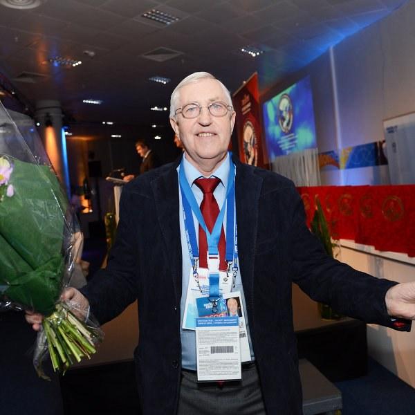 Лучший бомбардир советского и российского хоккея Борис Михайлов