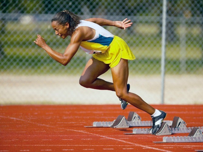 Why start low when you sprint more effective than high