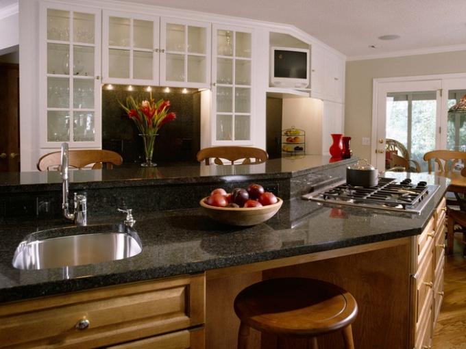 Выбираем уютный интерьер кухни