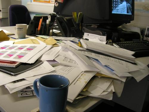 Как избавиться от авралов на работе
