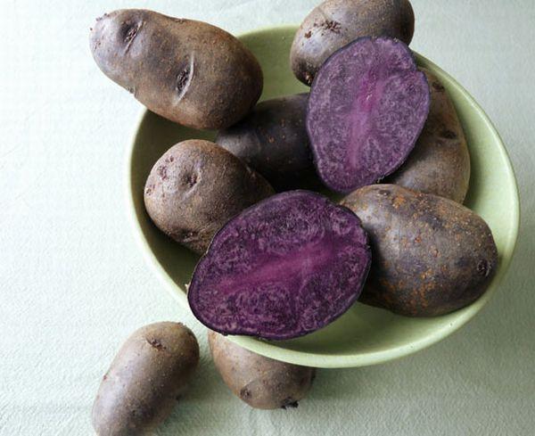Забавный и вкусный картофель