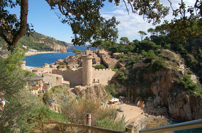 На диких берегах бархатной Испании