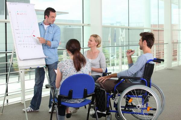 Инвалидность: можно ли добиться успеха в работе