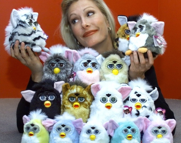 what is the difference between Furby