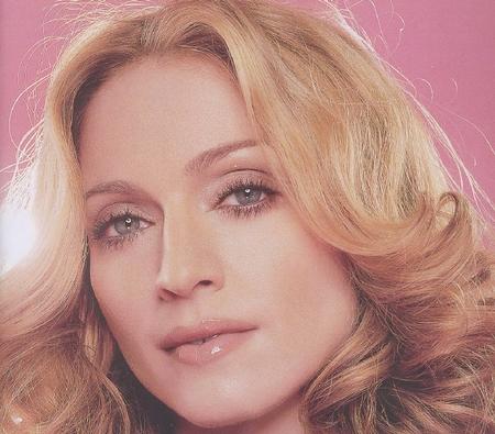Макияж Мадонны