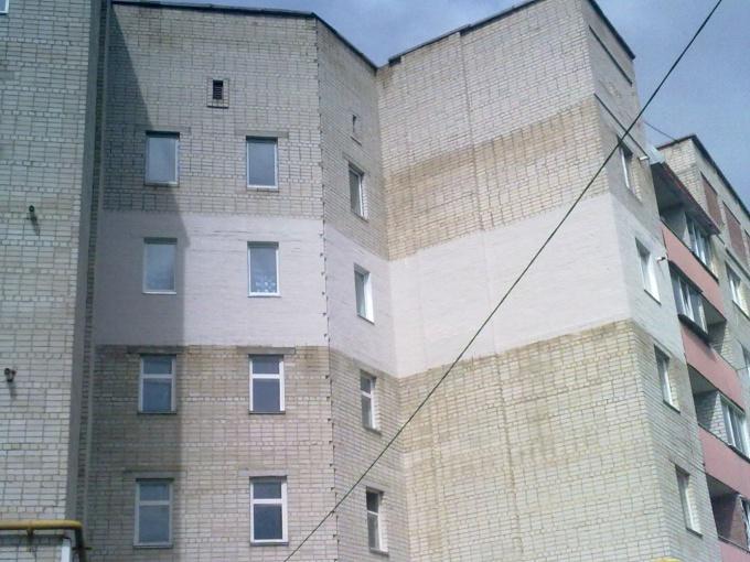 Жидкая теплоизоляция на стенах дома