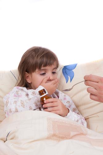Лекарство от кашля может быть вкусным