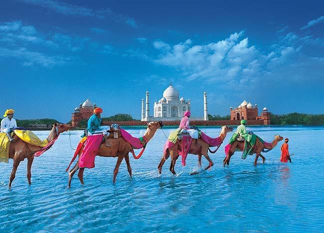 Эта загадочная Индия