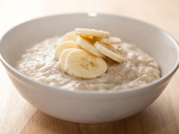 Cleansing the body with oatmeal