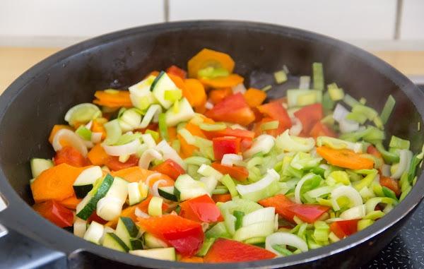 Как приготовить вкусный киш с овощами