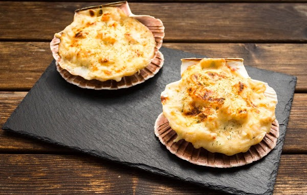 How to cook scallops in the oven