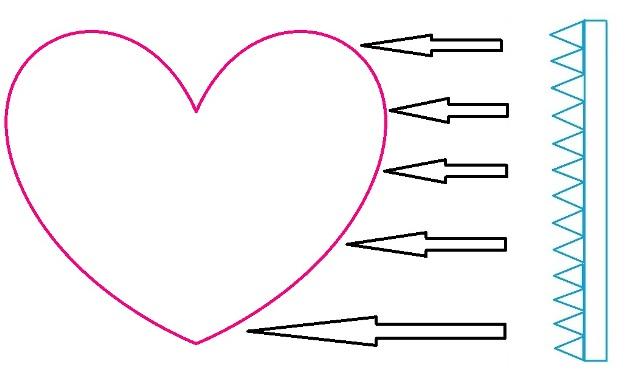 Как сделать коробку с сердцем своими руками