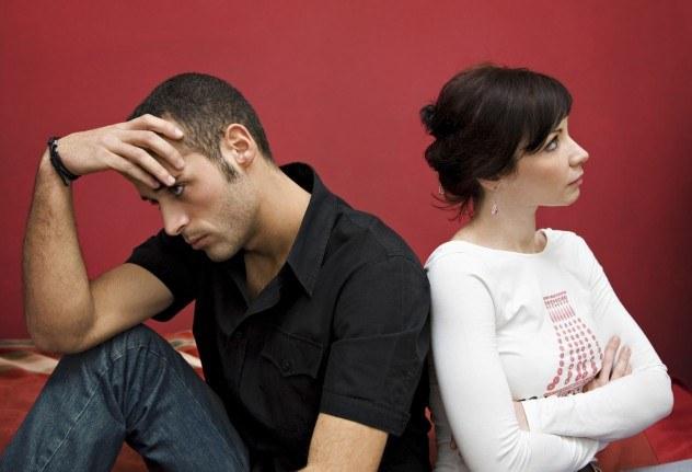 Что больше всего волнует женщину после развода