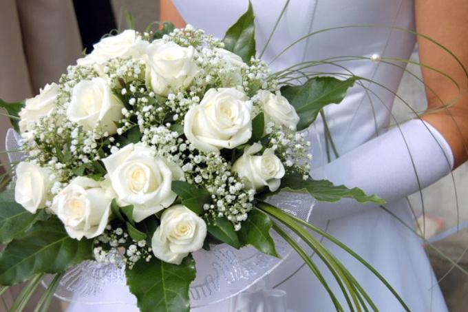 Как сделать прекрасный букет невесты