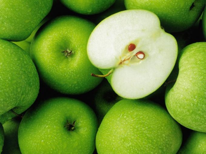 Можно ли есть шкурку у импортных яблок