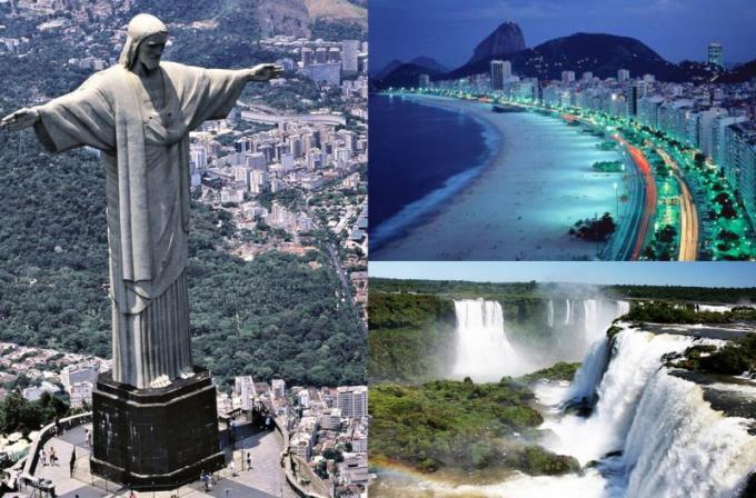 Чем знаменита Бразилия