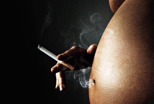 Как алкоголь и курение влияют на беременных