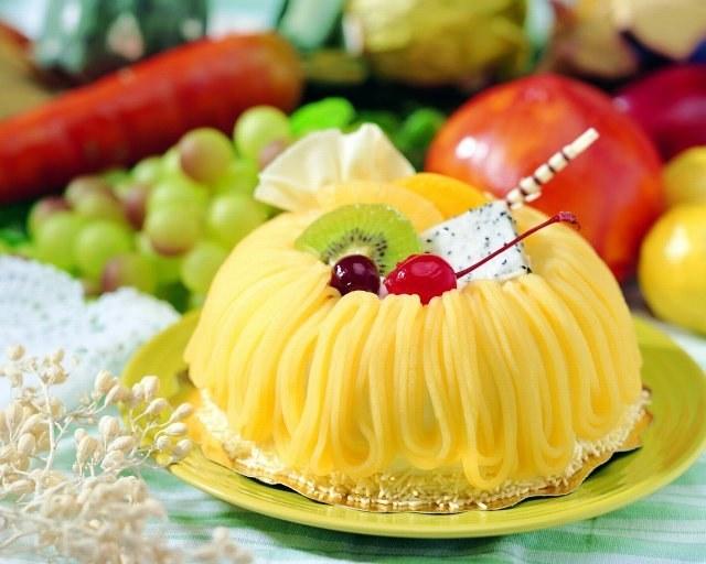 Изысканные десерты являются заключительным аккордом трапезы
