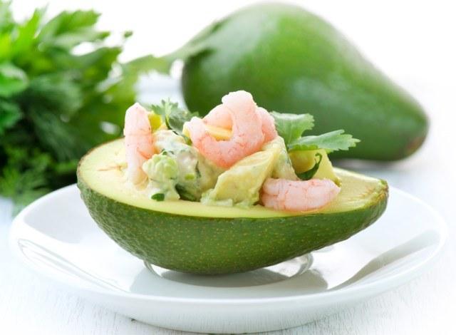 С чем сочетается авокадо