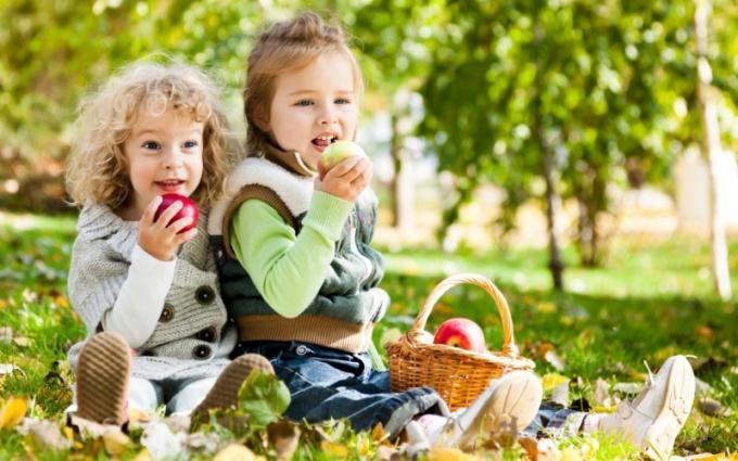 Переход ко взрослой еде должен быть постепенным