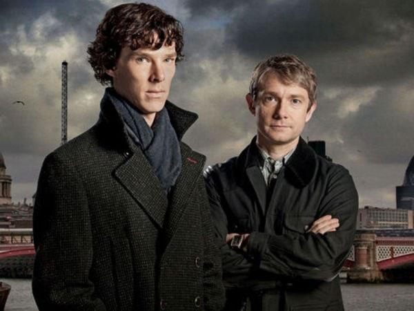 Когда выйдет продолжение британского телесериала «Шерлок»