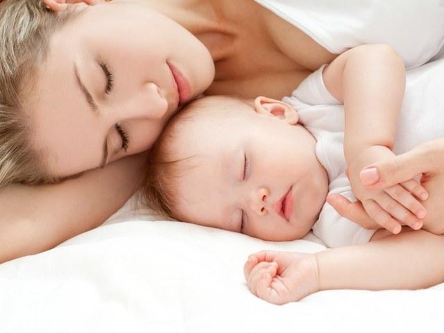 Совместный сон - отличный способ выспаться