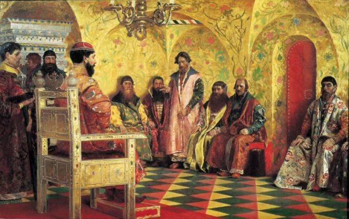 Чем отличается боярин от дворянина