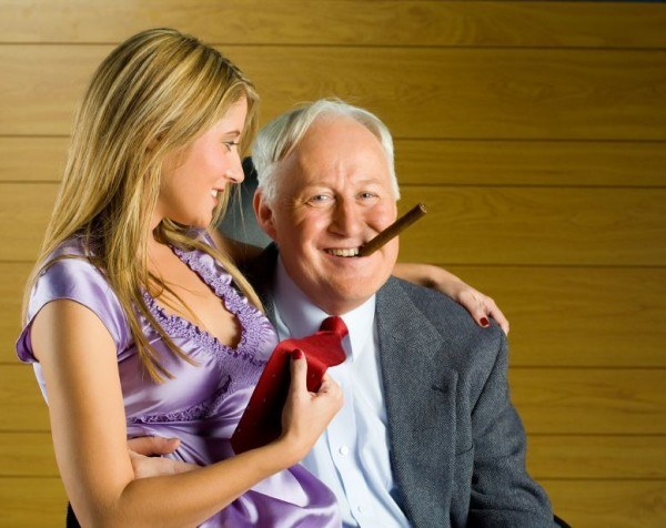 Какая разница в возрасте нормальна между мужем и женой