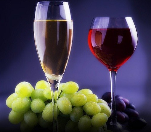 Знаменитые сорта французских вин