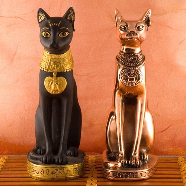 Символом чего считалась кошка в Египте