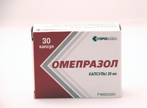 """Omeprazole"": indications for use and duration of treatment"