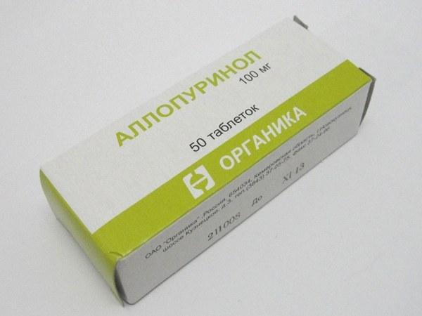 Аллопуринол при псориазе