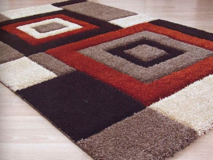 Недочеты длинноворсовых ковров