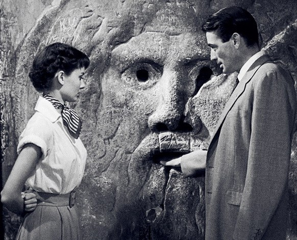 Кадр из фильма «Римские каникулы»