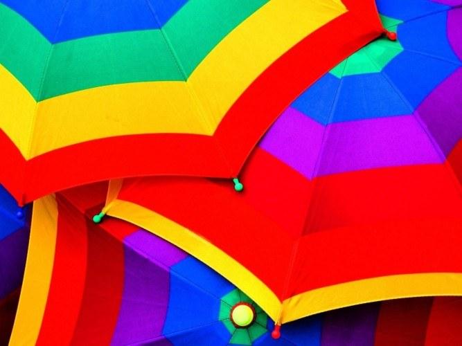 Какова история появления зонтика