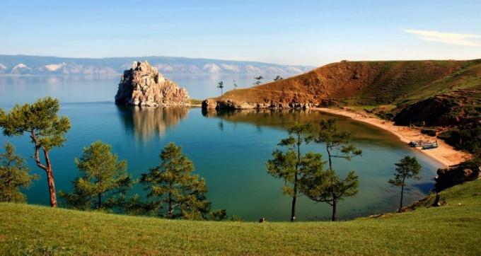 Где находится Байкал
