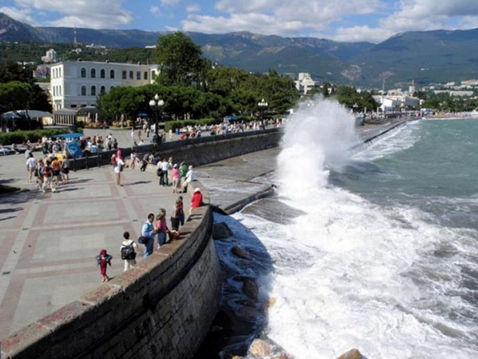 How to have a good time in Yalta