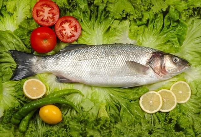 Рыба содержит фосфор