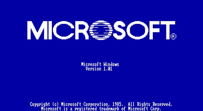 Как создали операционную систему Windows