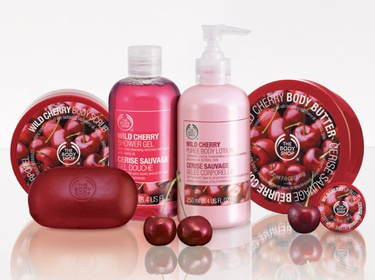 Косметика The body shop