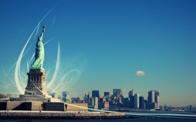 Что означает американская статуя Свободы