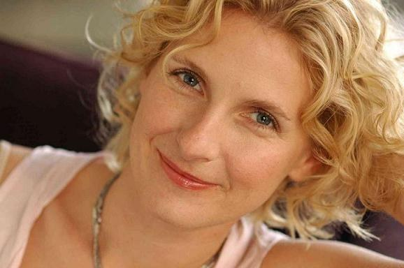 "Elizabeth Gilbert, author of ""Eat, pray, love"""